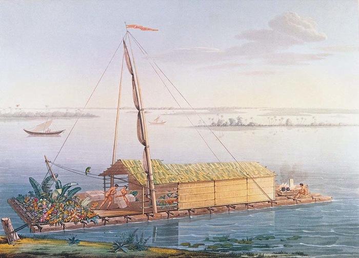 balsa Inca
